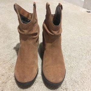 WHITE MOUNTAIN Ankle Boots Women's Sz 7M